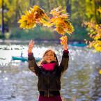 Осенняя фотосессия в ЦПКиО  (17 из 17)
