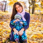Семейная фотосессия в парке Озерки  (1 из 29)