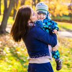 Семейная фотосессия в парке Озерки  (17 из 29)