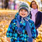 Семейная фотосессия в парке Озерки  (2 из 29)