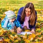 Семейная фотосессия в парке Озерки  (22 из 29)
