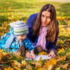 Семейная фотосессия в парке Озерки  (23 из 29)