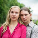 Семейная фотосессия в Петергофе  (1 из 11)